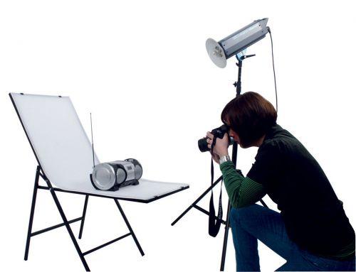 tisch fotostudio