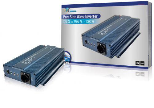 SINUS-WECHSELRICHTER 12V 1000W für empfindliche Geräte - 5