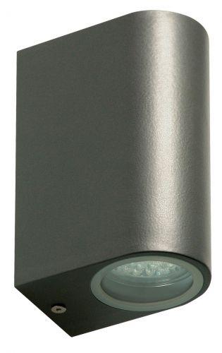 halogen led wandleuchte aussenleuchte gu10 sockel arnolicht. Black Bedroom Furniture Sets. Home Design Ideas