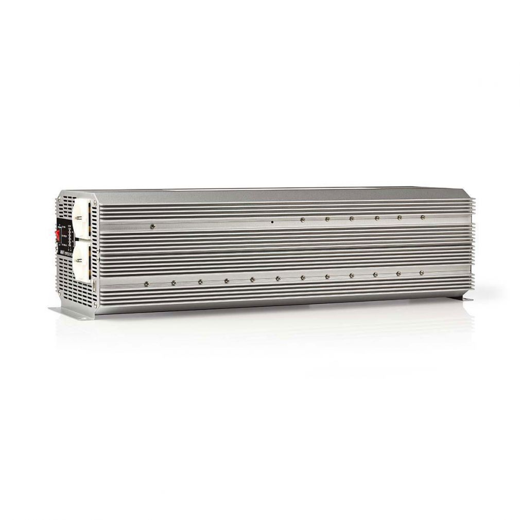 WECHSELRICHTER 12V -> 230V 4000W Spannungswandler - 4